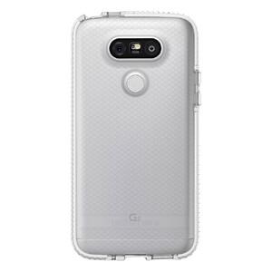 Купить Противоударный чехол Tech21 Evo Check Clear/White для LG G5