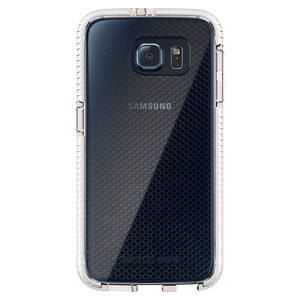 Купить Чехол Tech21 Evo Check Clear | White для Samsung Galaxy S6