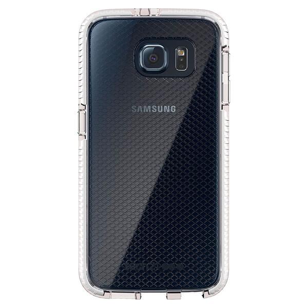 Чехол Tech21 Evo Check Clear | White для Samsung Galaxy S6