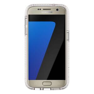 Купить Противоударный чехол Tech21 Evo Check Clear/White для Samsung Galaxy S7