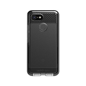 Купить Противоударный чехол Tech21 Evo Check Smokey Black для Google Pixel 3