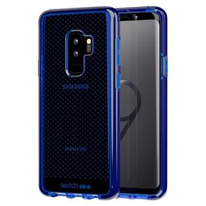 Купить Противоударный чехол Tech21 Evo Check Midnight Blue для Samsung Galaxy S9 Plus