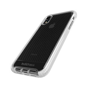 Купить Противоударный чехол Tech21 Evo Check White для iPhone XR