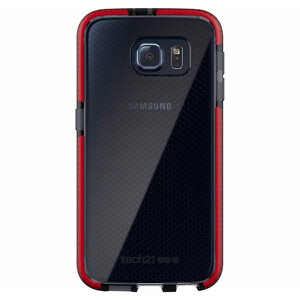 Купить Чехол Tech21 Evo Check Smokey/Red для Samsung Galaxy S6