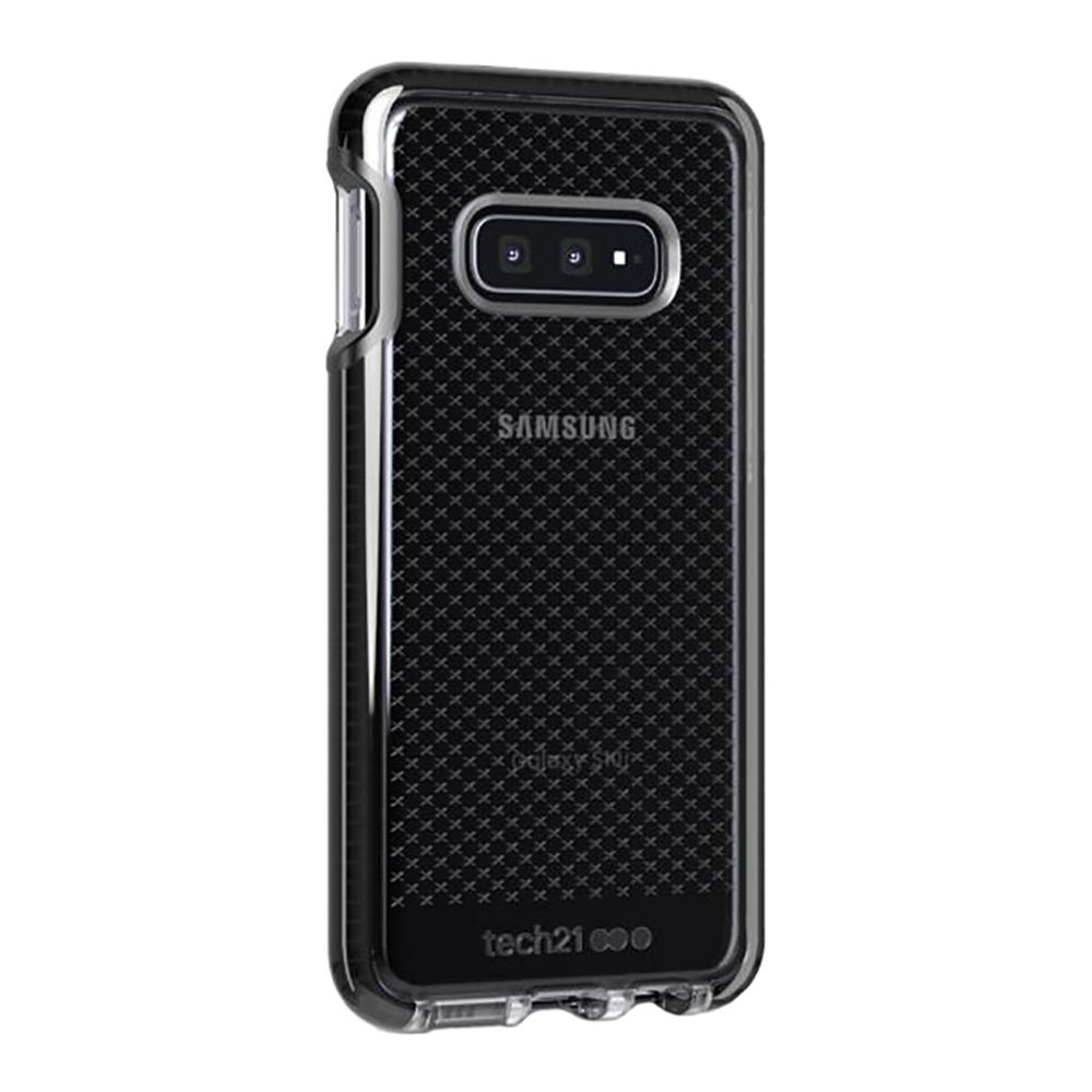 Купить Противоударный чехол Tech21 Evo Check Smokey Black для Samsung Galaxy S10e