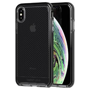 Купить Противоударный чехол Tech21 Evo Check Smokey/Black для iPhone XS Max