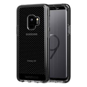 Купить Противоударный чехол Tech21 Evo Check Smokey/Black для Samsung Galaxy S9