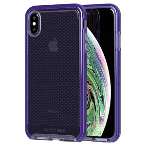 Купить Противоударный чехол Tech21 Evo Check Ultra Violet для iPhone XS Max