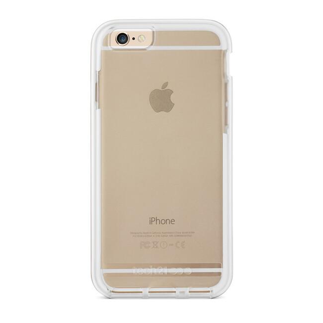 Противоударный чехол Tech21 Evo Elite Gold для iPhone 6/6s