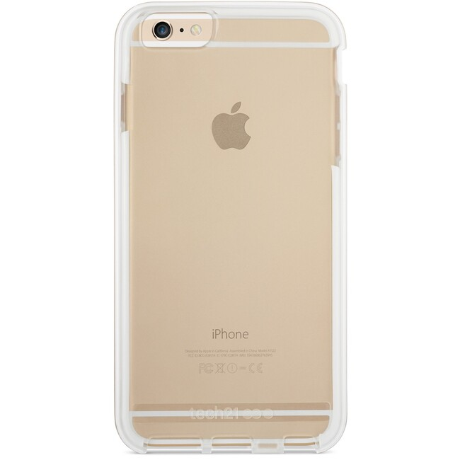 Противоударный чехол Tech21 Evo Elite Gold для iPhone 6/6s Plus