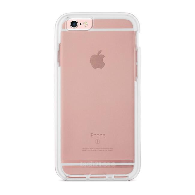 Противоударный чехол Tech21 Evo Elite Rose Gold для iPhone 6/6s