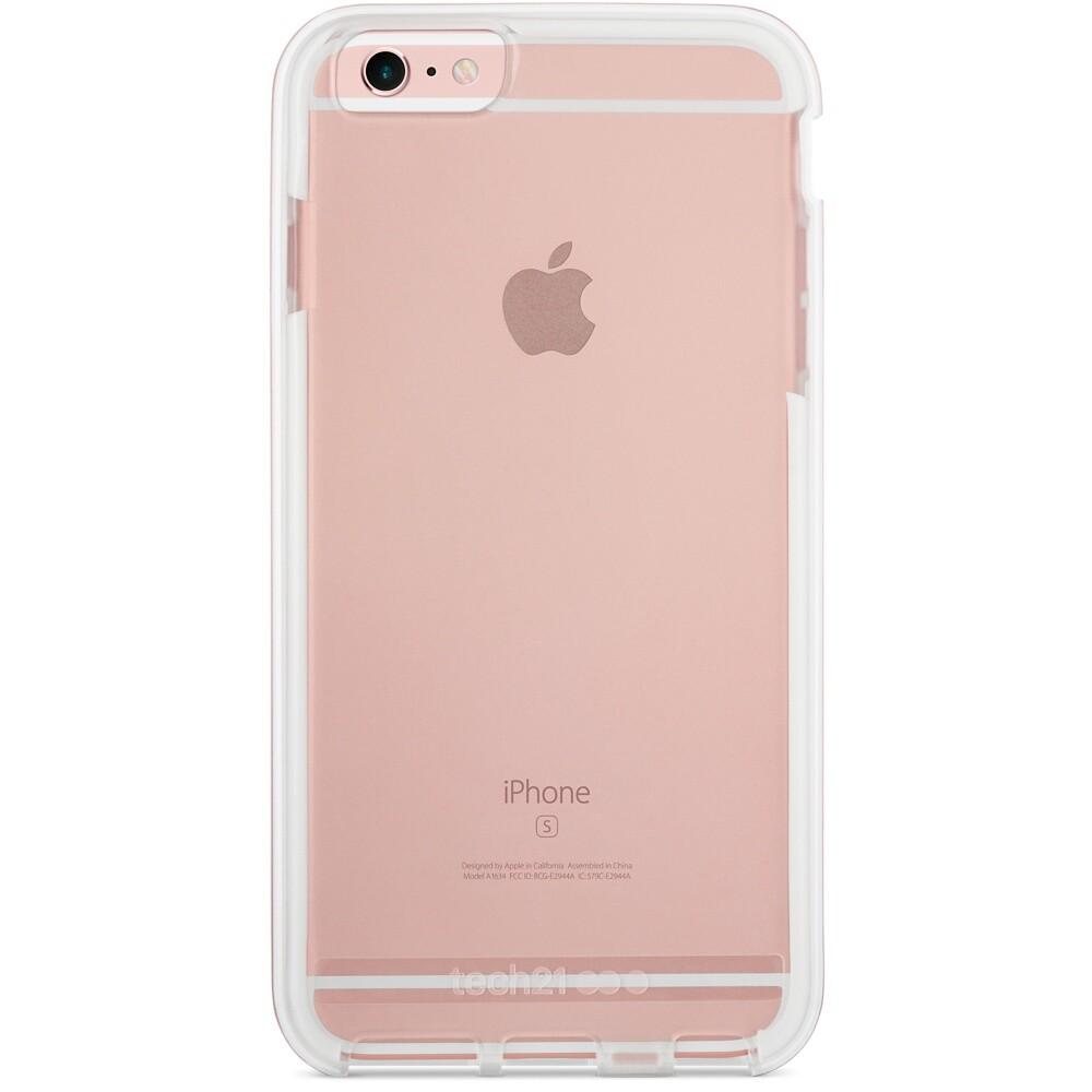 Противоударный чехол Tech21 Evo Elite Rose Gold для iPhone 6 Plus/6s Plus