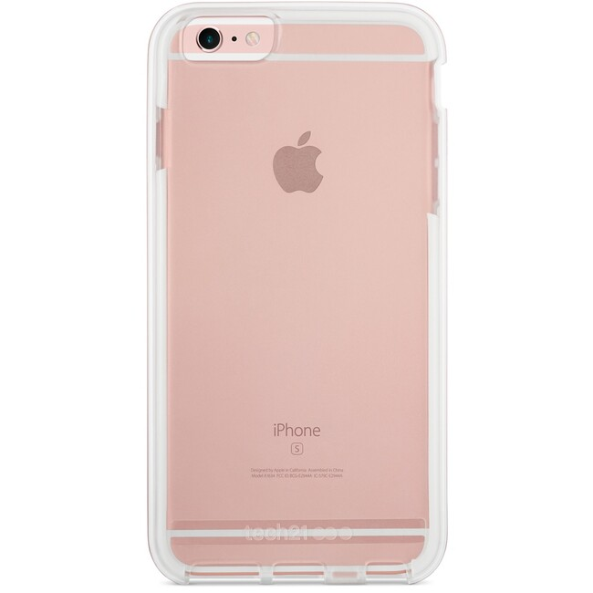 Противоударный чехол Tech21 Evo Elite Rose Gold для iPhone 6/6s Plus