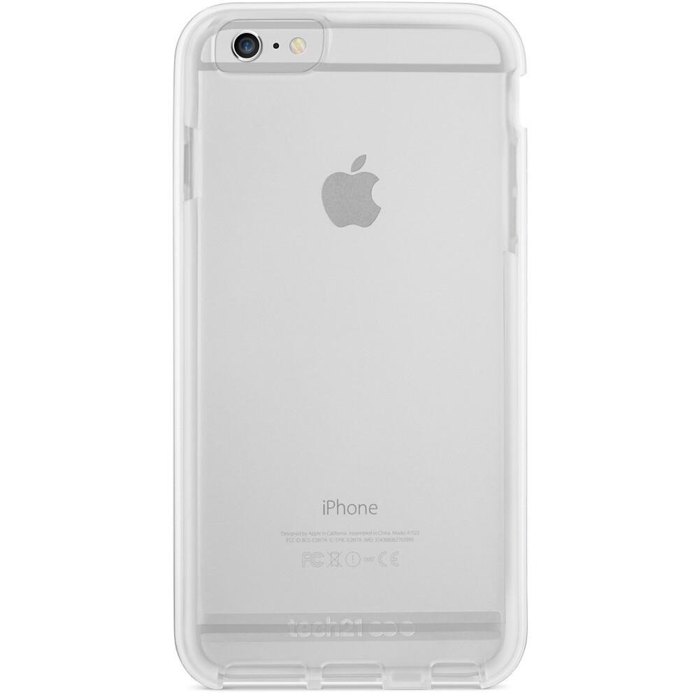 Противоударный чехол Tech21 Evo Elite Silver для iPhone 6 Plus/6s Plus