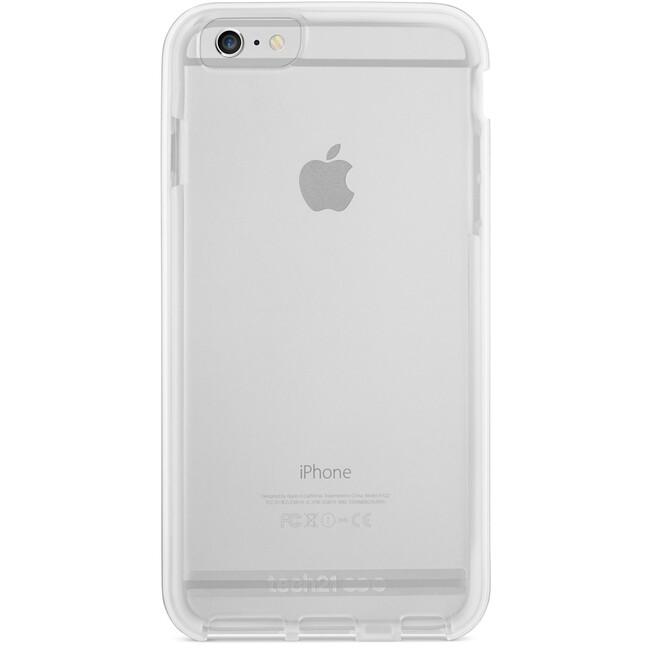 Противоударный чехол Tech21 Evo Elite Silver для iPhone 6/6s Plus