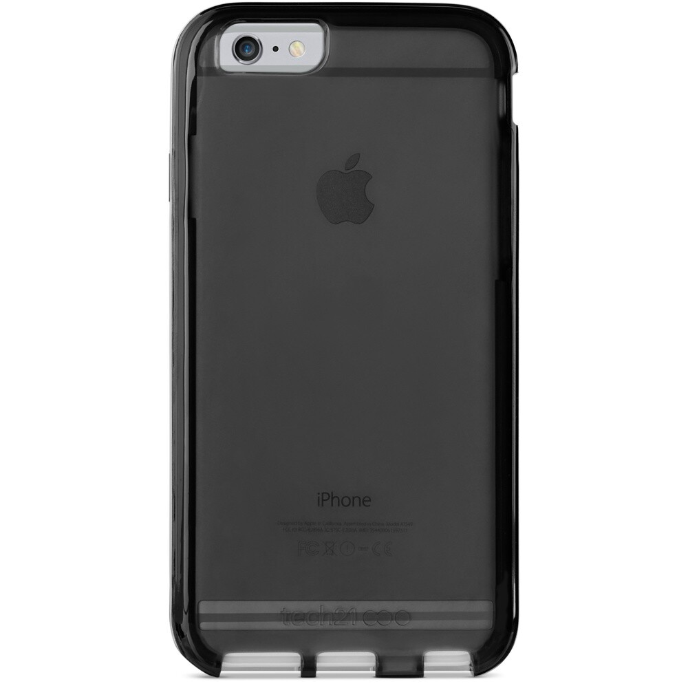 Противоударный чехол Tech21 Evo Elite Space Gray для iPhone 6 Plus/6s Plus