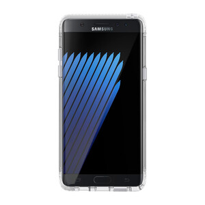 Купить Противоударный чехол Tech21 Evo Frame Clear/White для Samsung Galaxy Note 7