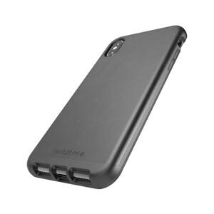 Купить Защитный чехол Tech21 Evo Luxe Faux Leather Black для iPhone XS Max