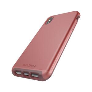 Купить Защитный чехол Tech21 Evo Luxe Faux Leather Chestnut для iPhone XS Max