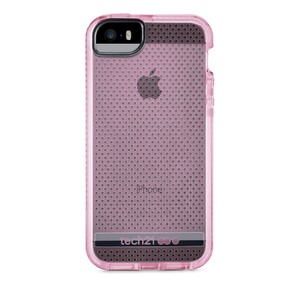 Купить Противоударный чехол Tech21 Evo Mesh Rosebud/White для iPhone 5/5S/SE