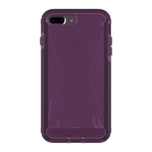 Купить Противоударный чехол Tech21 Evo Tactical Extreme Violet для iPhone 7 Plus/iPhone 8 Plus