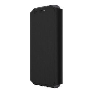 Купить Ультратонкий флип-чехол Tech21 Evo Wallet Black для Samsung Galaxy S7 edge