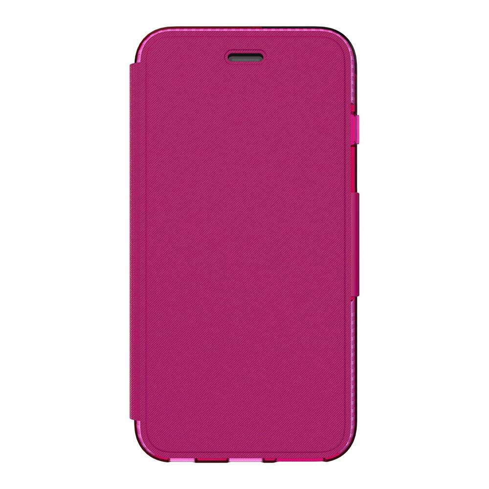 Противоударный чехол Tech21 Evo Wallet Clear/Pink для iPhone 6 Plus/6s Plus