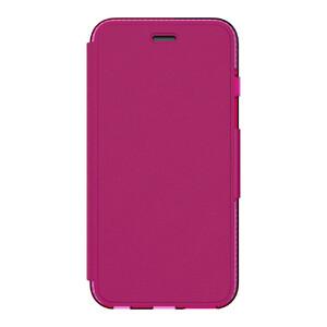 Купить Противоударный чехол Tech21 Evo Wallet Clear/Pink для iPhone 6/6s Plus