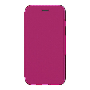 Купить Противоударный чехол Tech21 Evo Wallet Clear/Pink для iPhone 6 Plus/6s Plus