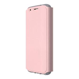 Купить Ультратонкий флип-чехол Tech21 Evo Wallet Pink для Samsung Galaxy S7 edge