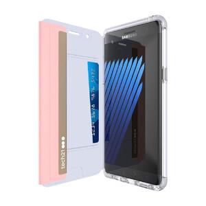 Купить Противоударный чехол Tech21 Evo Wallet Pink для Samsung Galaxy Note 7
