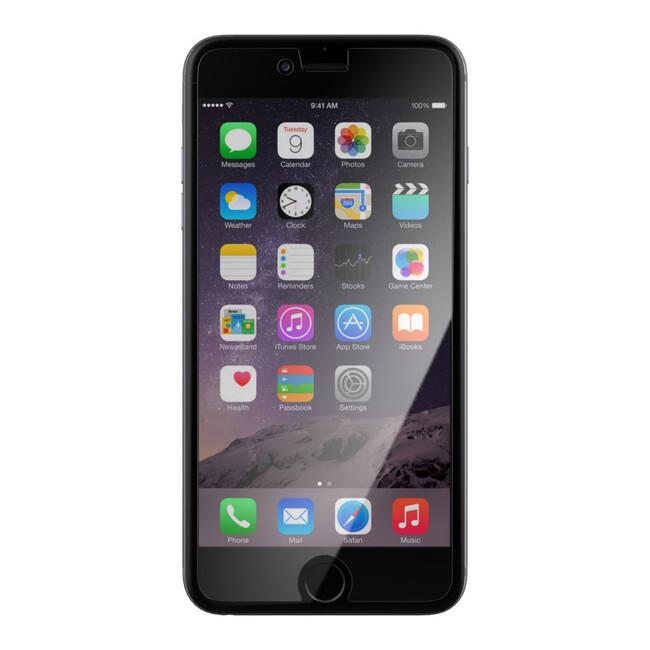Самовосстанавливающаяся защитная пленка Tech21 Impact Shield Self Heal для iPhone 6/6s Plus