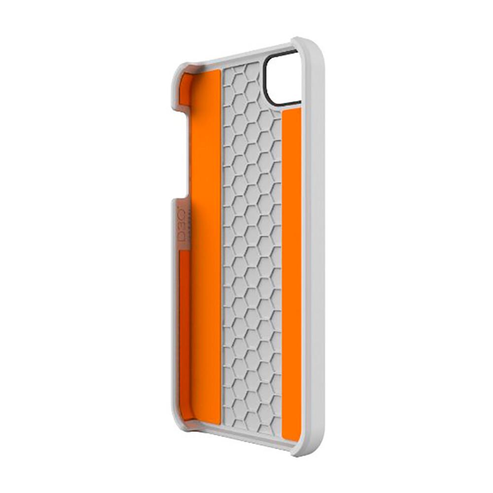 Чехол-накладка Tech21 D30 Impact Snap White/Gray для iPhone 5/5S/SE