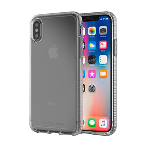 Купить Противоударный чехол Tech21 Pure Clear Clear для iPhone X