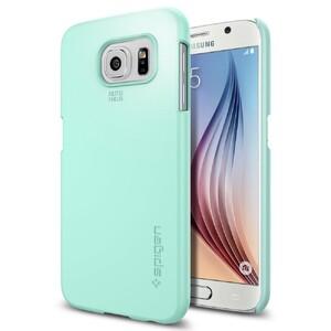Купить Чехол Spigen Thin Fit Mint для Samsung Galaxy S6