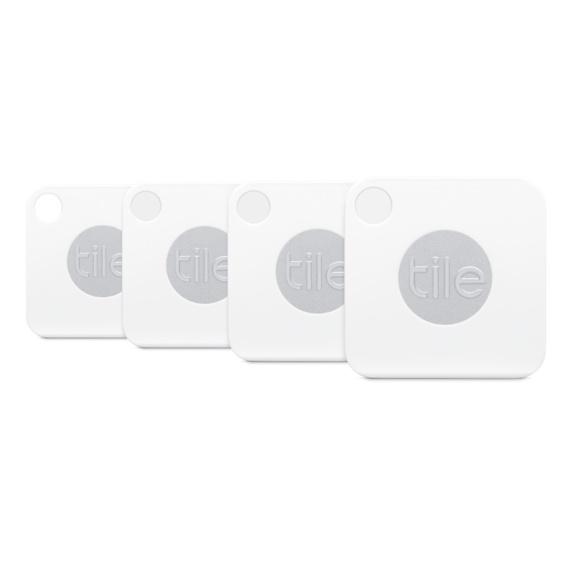 Брелок Tile Mate 4-pack для поиска вещей (Витринный образец)
