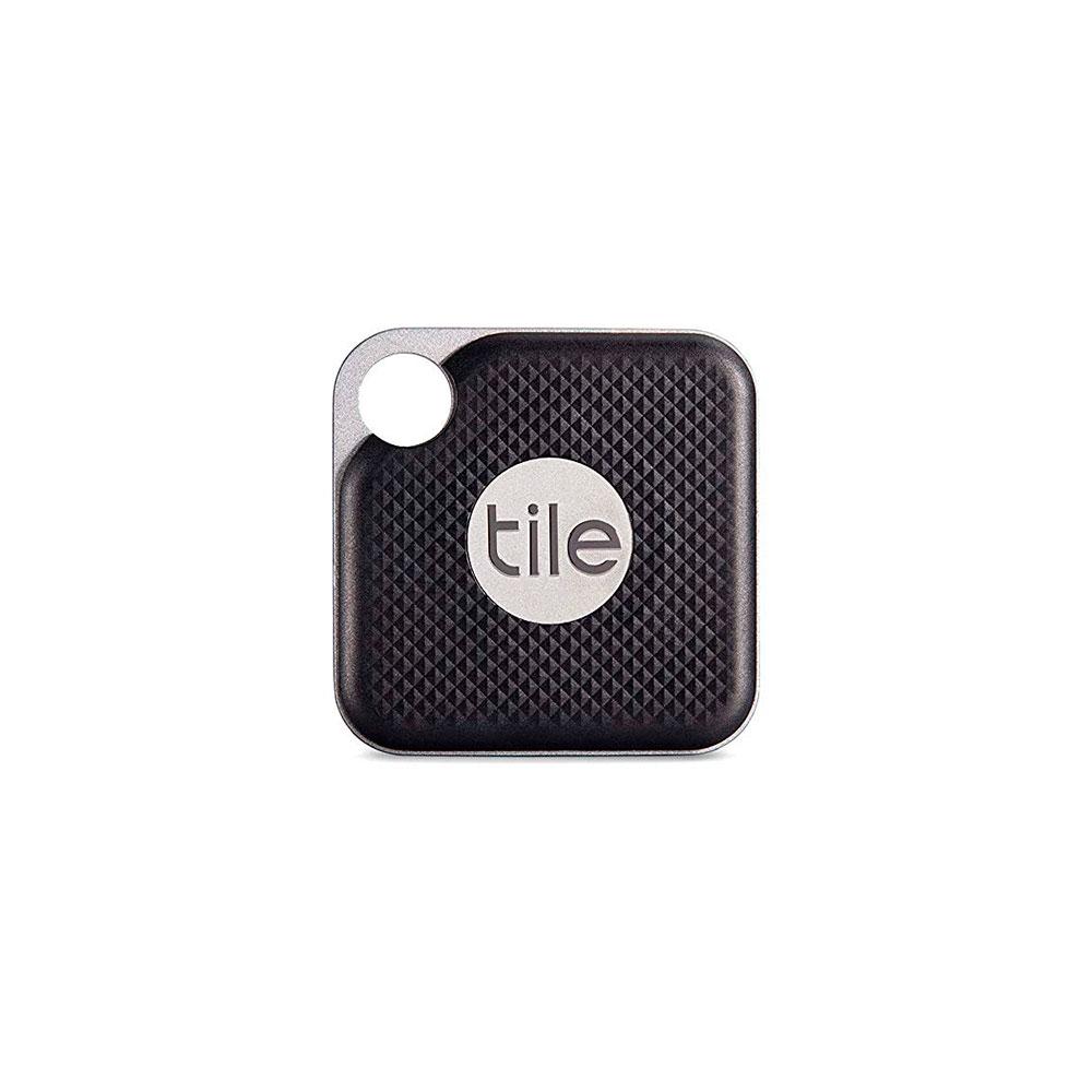 Купить Брелок Tile Pro Replaceable Battery 1-Pack для поиска вещей Black