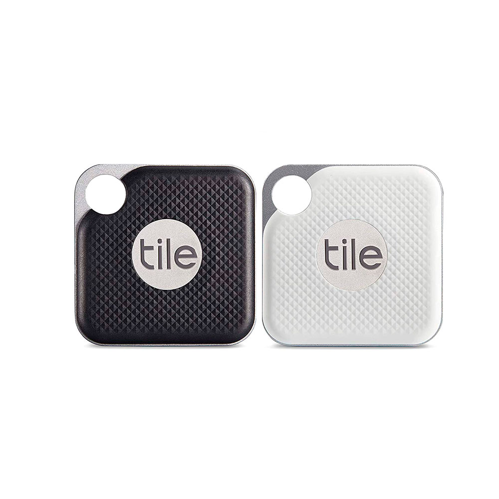Купить Брелок Tile Pro Replaceable Battery 2-Pack для поиска вещей White | Black