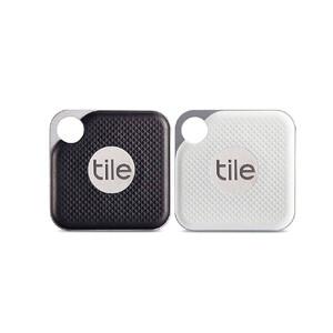 Купить Брелок Tile Pro Replaceable Battery 2-Pack для поиска вещей White/Black