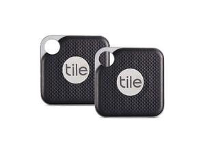 Купить Брелок Tile Pro Replaceable Battery 2-Pack для поиска вещей Black