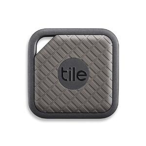 Купить Брелок Tile Sport Pro Series 1-pack для поиска вещей Slate/Graphite