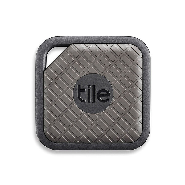 Брелок Tile Sport Pro Series 1-pack для поиска вещей Slate | Graphite
