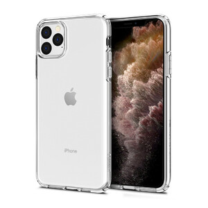 Купить Чехол Spigen Crystal Flex Crystal Clear для iPhone 11 Pro Max