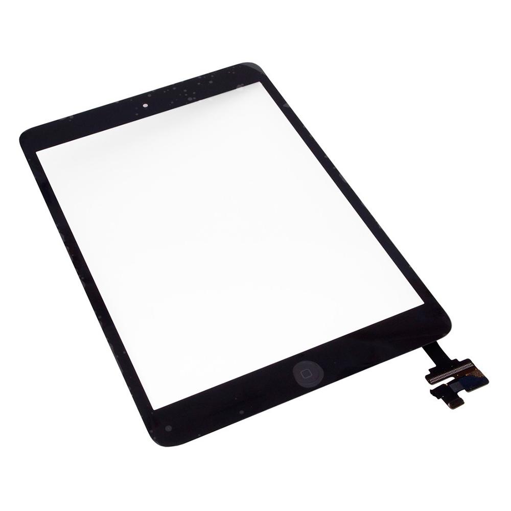 Купить Черный тачскрин (сенсорный экран, оригинал) для iPad mini 1 | 2