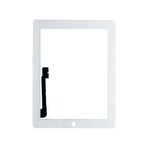 Купить Белый тачскрин (сенсорный экран, оригинал) для iPad 3 | 4