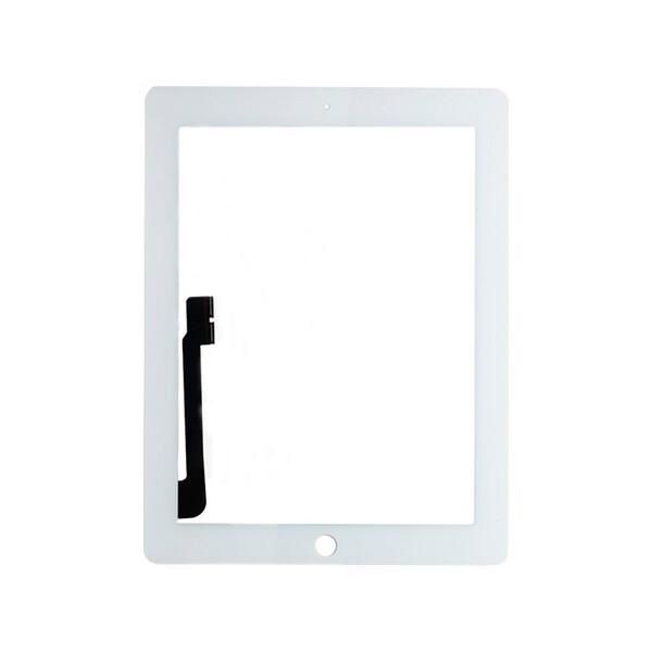 Белый тачскрин (сенсорный экран, оригинал) для iPad 3 | 4