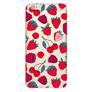 Купить TPU чехол Berries для iPhone 5/5S/SE