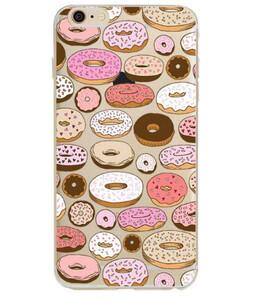 Купить TPU чехол Doughnuts для iPhone 5/5S/SE