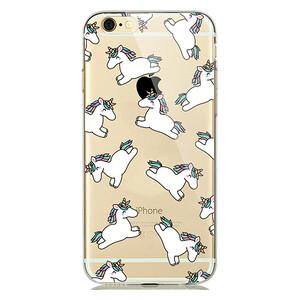 Купить TPU чехол Unicorn для iPhone 5/5S/SE