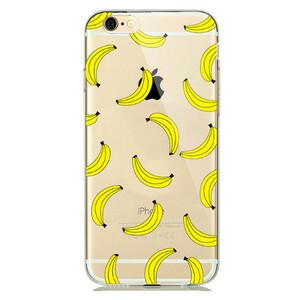 Купить TPU чехол Banana для iPhone 6/6s